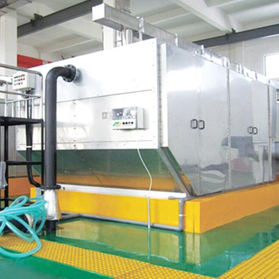 Fully-enclosed Gravity Belt Filter Press for Wastewater Dewatering